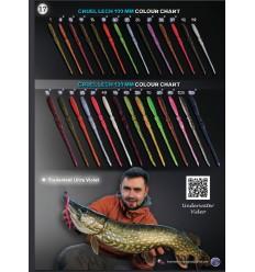 CRAZY FISH CRUEL LEECH 10 cm
