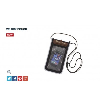 pochette W6 dry pouch