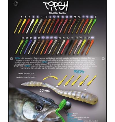 Crazy fish tipsy