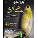 CUILLER CRAZY FISH  SENSE 4,5g