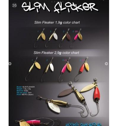 CRAZY FISH SLIM FLICKER 2,9g
