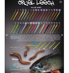 Crazy Fish CRUEL LEECH