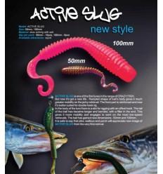 Crazy fish Active slug  7 cm