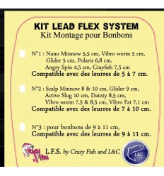 KIT LEAD FLEX SYSTEM
