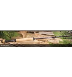 St Croix Mojo Bass fly soie de 9
