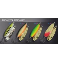 CUILLER CRAZY FISH  SENSE 6g
