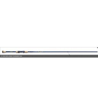 LEGEND TOURNAMENT WALLEYE SPIN VERTICAL JIG 6''3 M