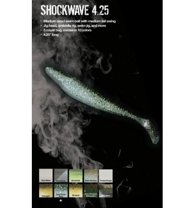 """SHOCKWAVE 4""""25"""