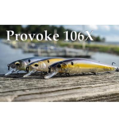 PROVOKE JERKBAITS 106 X