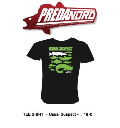 Tee Shirt USUAL SUSPECT