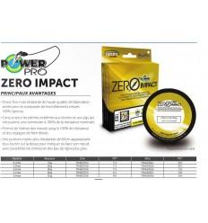TRESSE POWERPRO ZERO IMPACT  275 M